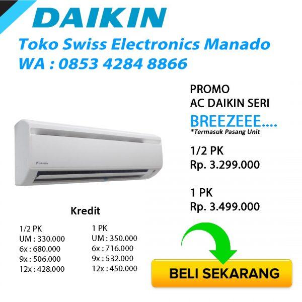AC Daikin Breeze